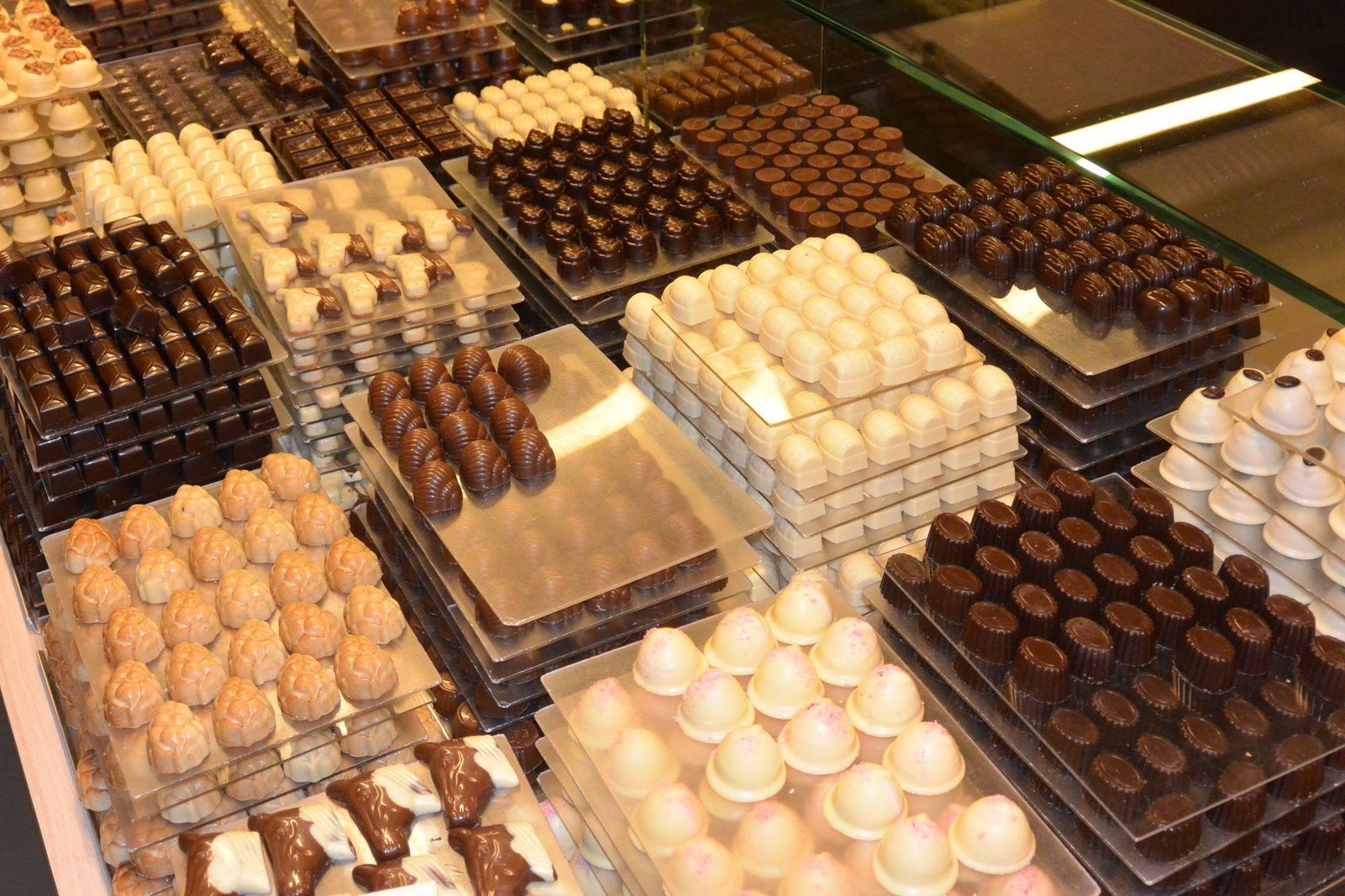 chocolade groothandel